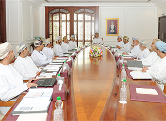 Chaired by H.H. Sayyid Haitham bin Tariq Al Said.. The Supreme Committee of E-Census 2020 Review Its Progress
