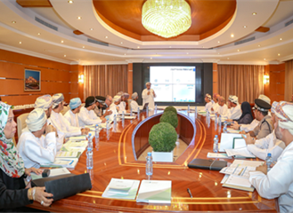 National Competitiveness Office discusses Oman